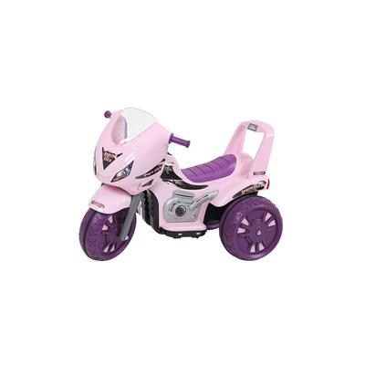 Moto-Eletrica-Biemme-Sprint-Flex-6V-Rosa