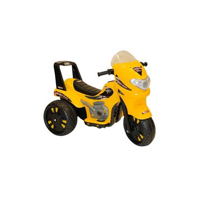 Moto-Eletrica-Biemme-Sprint-Flex-6V-Amarelo