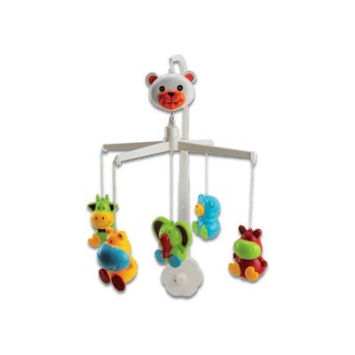 Mobile-para-Berco-Pais-e-Filhos-Animais