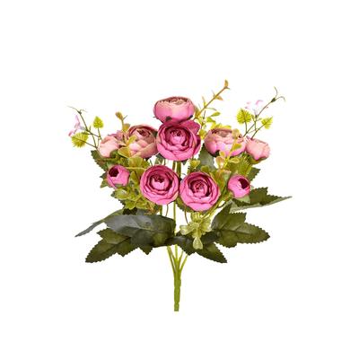 Bouquet-Ranunculo-Grillo-com-5-Flores-Cores-Diversas