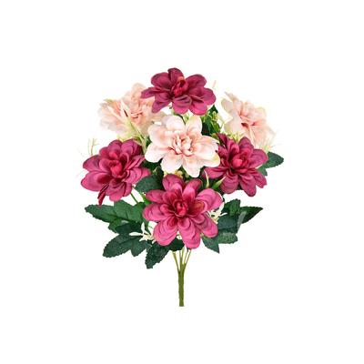 Bouquet-Dalia-Grillo-com-7-Flores-35cm-Cores-Diversas
