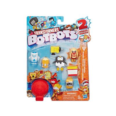 Boneco-Trasnformers-Botbots-Hasbro-com-8-Pecas
