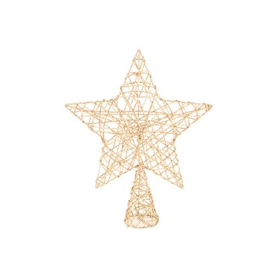 Ponteira-para-Arvore-de-Natal-Le-Star-de-Juta-25x25cm