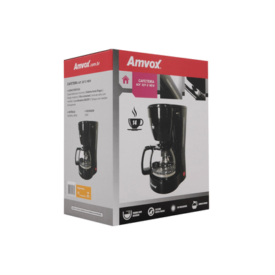 Cafeteira-Amvox-ACF2272N-Preta-220V