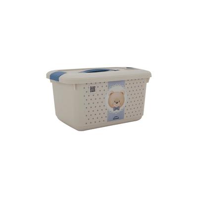 Organizador-Plasutil-Plastico-Infantil-Urso-com-Alca-e-Trava-52l