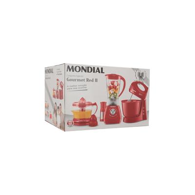 Conjunto-Especial-Mondial-Gourment-II-KT70-Vermelho-220V