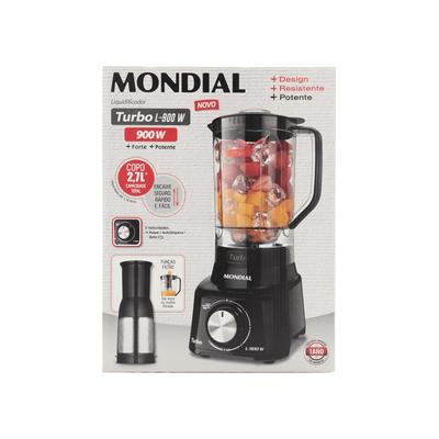 Liquidificador-Mondial-L900-Preto-220V