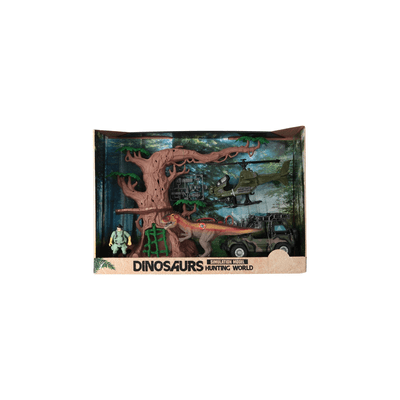 Playset-Dinossauro-Le-8810