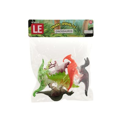 Animal-Dinossauros-Le-com-7-Pecas