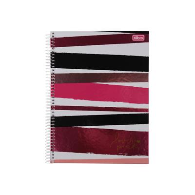 Caderno-Universitario-Tilibra-Espiral-Capa-Dura-Love-Pink-1-Materia-80-Folhas-Capas-Diversas