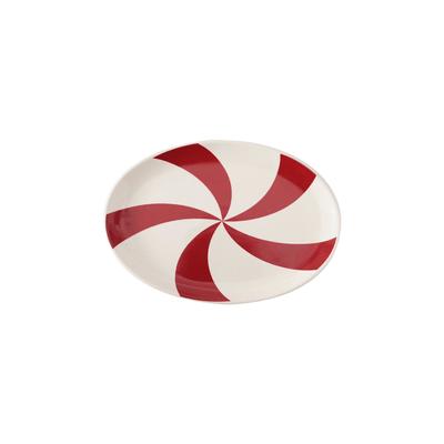 Prato-Natalino-Le-Dolomita-Oval-Peppermint-30cm