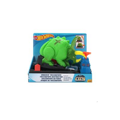 Conjunto-Carro-Ataque-de-Triceratop-Hot-Wheels