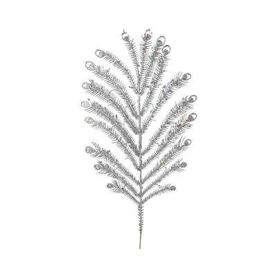 Haste-Natalina-Fenix-Laser-Grillo-com-Glitter-Prata