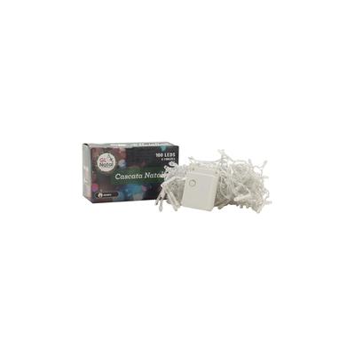 Cascata-de-Led-Grillo-8-Funcoes-100-Lampadas-Brancas-com-Fio-Transparente-2m-220V