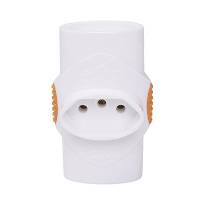 Plug-Pino-Multiplicador-Daneva-2P-T