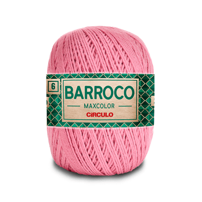 Barbante-Barroco-Maxcolor-226m-Nº4-6-3390-Rosa-Quartzo