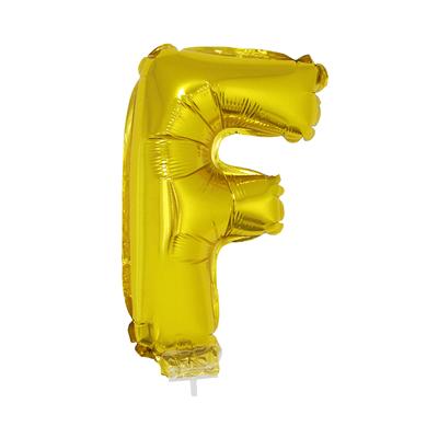 Balao-Funny-Metalizado-16-com-Suporte-Dourado-Letra-F--