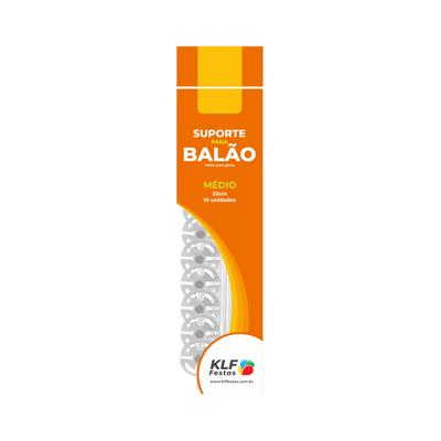 Suporte-para-Balao-Klf-Festas-Branco-Cristal-33cm-com-10-Unidades