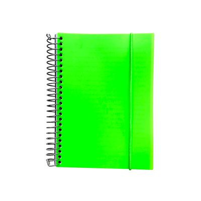 Caderno-Confetti-Espiral-Capa-Plastica-1-4-96-Folhas-Cores-Diversas