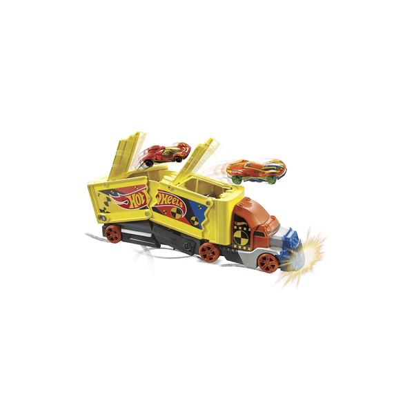Conjunto-Carro-e-Caminhao-de-Batidas-Hot-Wheels