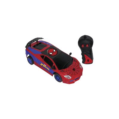 Carro-Controle-Remorto-Candide-Spider-Man-com-3-Funcoes