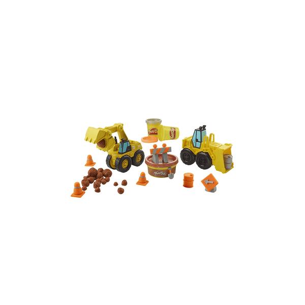 Conjunto-Playdoh-Wheels-Escavadeira
