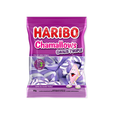 Marshmallow-Cables-Purple-Haribo-80g