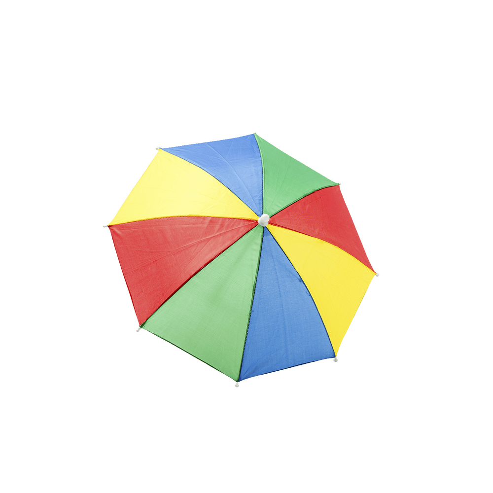Sombrinha De Frevo Le Colorido 50cm Lebiscuit