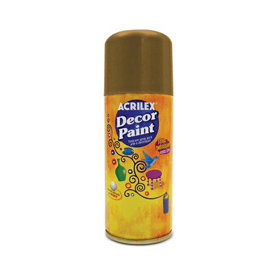 Tinta-Spray-Decor-Paint-150ml-Ouro