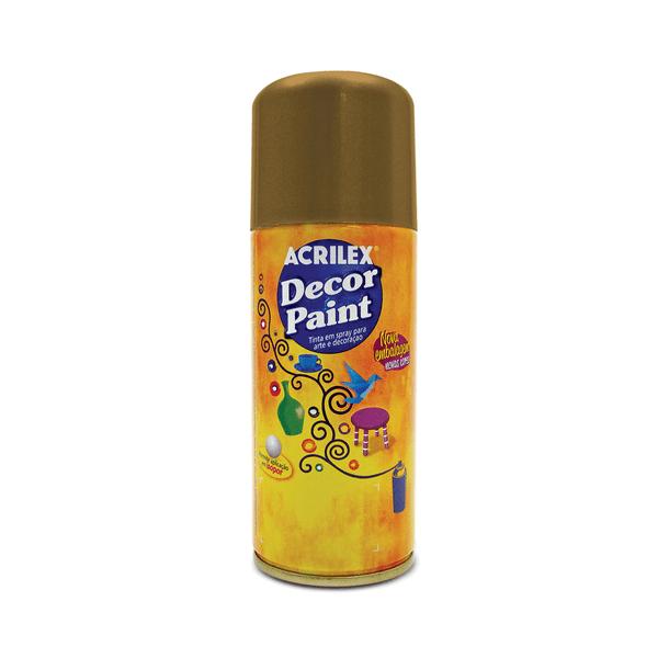 Tinta-Spray-Decor-Paint-150ml-Ouro