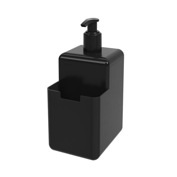 Dispenser-Brinox-Coza-Single-500ml-Preto