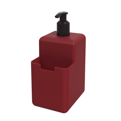 Dispenser-Brinox-Coza-Single-500ml-Vermelho