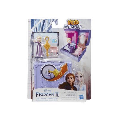 Boneca-Frozen-Scene-Set