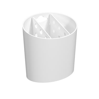 Escorredor-de-Talheres-Coza-Oval-Basic-Branco
