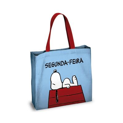 Sacola-Retornavel-Clio-Snoopy-Segunda-Feira