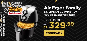 Black | Air Fryer